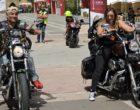 Gibellina,  oltre 450 bikere driver al Sicily Bike Week. Un viaggio alla scoperta dell'arte contemporanea (Foto – Video)
