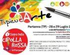 Partanna, 6^ sagra della Cipolla Rossa: un mix di sapori, arte e tradizioni