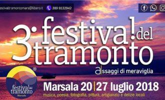 """Marsala, Festival del Tramonto III: una settimana di """"Assaggi di meraviglia"""""""