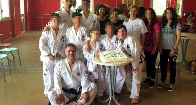 Taekwondo sulla spiaggia. Uno stage di successo per la 101% fit e la Energy Sport