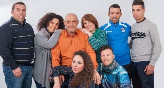 Partanna, Giuseppe Calandra, ecco il nonno vigile che ha conquistato tutti