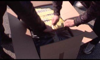 Mazara, controllo  dei Nas in un minimarket: cattiva tenuta degli alimenti e tabacco da contrabbando