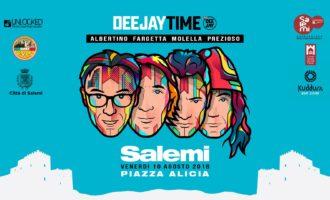 Salemi: Albertino, Fargetta, Molella e Prezioso in piazza Alicia per 'Unlocked Festival'