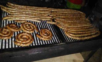 Santa Ninfa: fervono i preparativi per la sagra della salsiccia