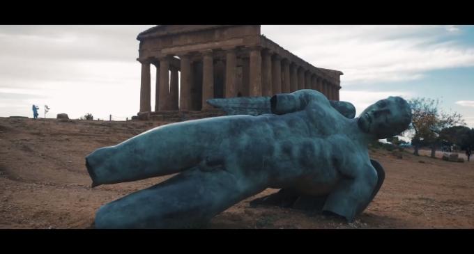 """""""Il mio ultimo viaggio in Sicilia. Questa terra mi ha letteralmente stregato"""" ecco il video"""