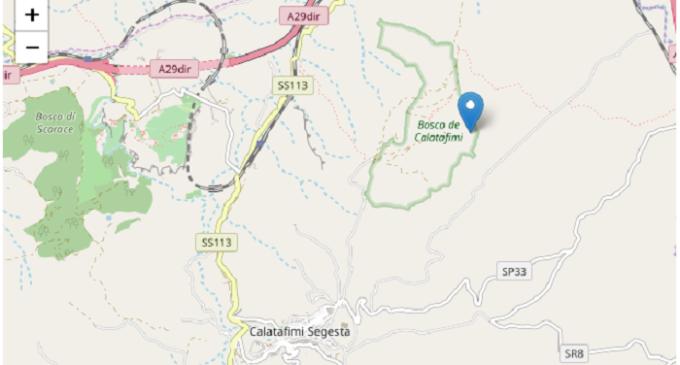 Lieve scossa di terremoto registrata nel bosco di Calatafimi – Segesta