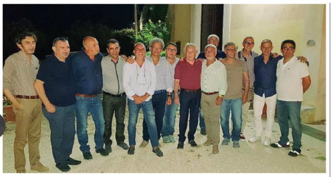 Partanna, studenti del Ferrigno si rincontrano a quarant'anni dal diploma