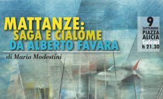 """Salemi, omaggio ad Alberto Favara. La Bellini intona le """"Mattanze"""" di Mario Modestini"""