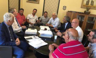"""Toni Scilla: """"Nuovo progetto per il porto di Marinella"""". Ieri il tavolo tecnico all'assessorato regionale"""