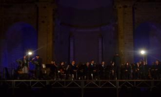 """Salemi: forti emozioni al concerto """"Mattanze"""" di Mario Modestini"""