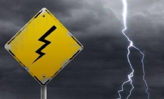 Maltempo in Sicilia: Allerta meteo anche per la giornata di giovedì e venerdì
