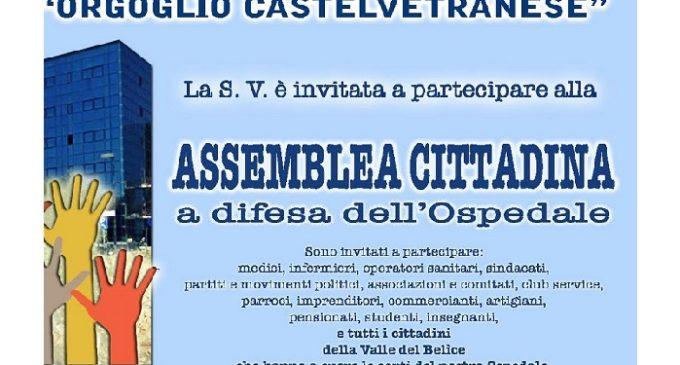 Castelvetrano: assemblea cittadina per la tutela dell'Ospedale