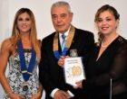 Rotary Club Partanna, Visita del Governatore del Distretto 2110