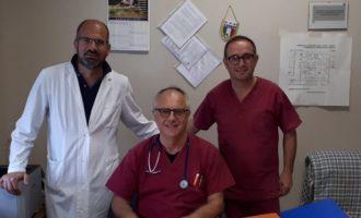 Ospedale di Castelvetrano: istallato il primo catetere sottocutaneo per i farmaci endovena
