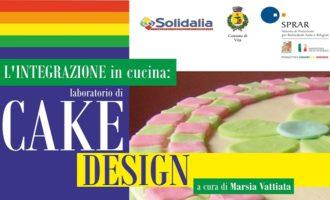 Sprar di Vita: al via il laboratorio di Cake Design