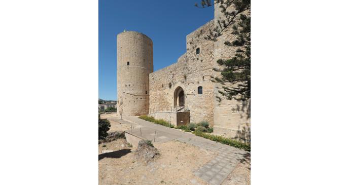 Opere di Gianbecchina in mostra al castello di Salemi