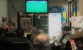 Trasmettevano il Calcio al pubblico con abbonamenti privati Sky e Mediaset. Denunciate 7 persone