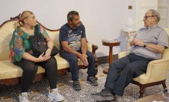 Caritas e Fondazione San Vito accolgono a Mazara i coniugi Marchese