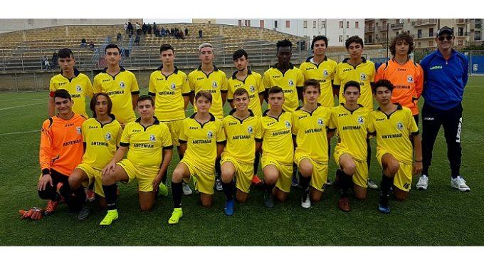 Terza vittoria di fila per gli Under 16 dell'Adelkam guidata dal partannese Massimiliano Marrone