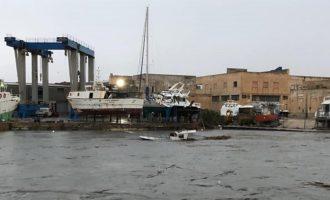 Mazara, chiesto lo stato di calamità naturale per i danni dalle piogge