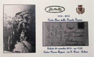 """""""Siciliani al fronte – lettere della grande guerra"""". L'A.G.A. racconta i giovani salemitani partiti in guerra e mai tornati"""