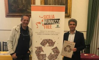 """Rifiuti, il Comune di Salemi premiato da Legambiente Sicilia. Venuti: """"Traguardo di tutti i salemitani"""""""