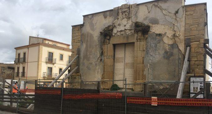 Salemi, finanziati i lavori all'ex chiesa di Santo Stefano. Prosegue la Riqualificazione del quartiere San Francesco di Paola