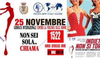Giornata contro la violenza sulle donne, la Fidapa in prima linea per le vittime di violenza e stalking
