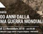"""Partanna, """"A 100 anni dalla Prima Guerra Mondiale"""". Un seminario con il giornalista Giannantoni e il deputato Miceli"""