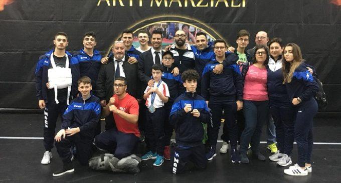 Campionati Mondiali unificati Wtka 2018, ottimi risultati per i ragazzi del Team Phoenix