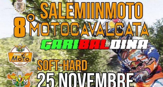 Rombo di motori a Salemi: arriva l'8^ edizione della Motocavalcata Garibaldina. Attesi oltre 250 enduristi