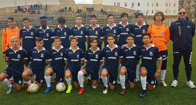 Adelkam: Quinta vittoria di fila per gli Under 16 che superano per 4-0 Città di Cinisi