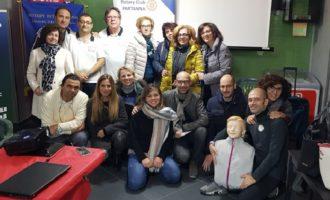 Un corso per salvare la vita, rivolto agli insegnanti. L'iniziativa del Rotary Club di Partanna