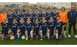 Gli Under 16 Regionali dell'Adelkam sono Campioni d'Inverno alla fine del girone di andata