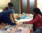 Castelvetrano, l'integrazione con l'8×1000. Giovani nigeriane a scuola di cucito