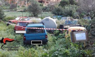 Discarica abusiva posta sotto sequestro dai Carabinieri
