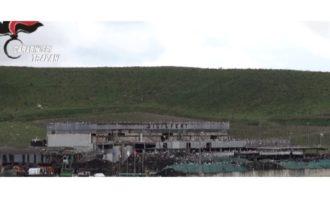 Sicilfert: Inquinamento e gestione rifiuti non autorizzata. Disposto il sequestro