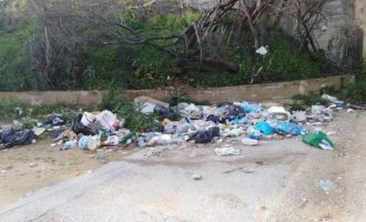 Svincolo A29, Segnalati cumuli di rifiuti tra Partanna e Santa Ninfa