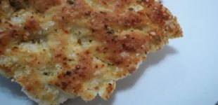 Cuore e Fiamma: Focaccia Rustica…semplice o con olive e cipolla!