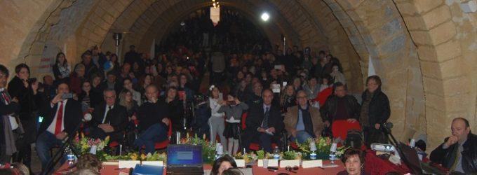 Grande partecipazione all'XI Festa Avis a Partanna. Premiati 130 soci e tanti piccoli studenti