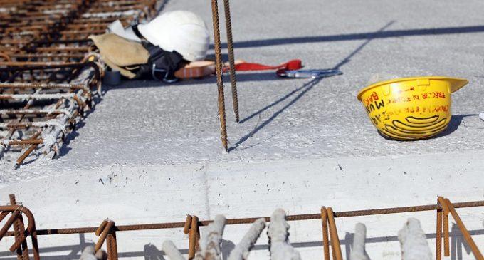 Salaparuta, incidente sul lavoro. Operaio edile in prognosi riservata