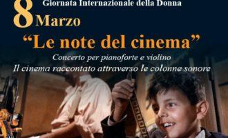 """Gibellina, Alla sala Agorà Leonardo Sciascia il concerto """"Le note del cinema"""""""
