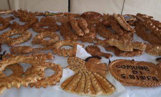 Santa Ninfa: Tutto pronto per l'altare di san Giuseppe al Centro sociale