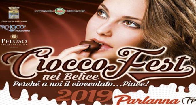 Tre giorni dedicati agli amanti del cioccolato. Riparte il Cioccofest a Partanna