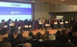 Integrazione dei rifugiati: Il consorzio 'Solidalia' tra le migliori aziende italiane. Ritirato il premio a Milano