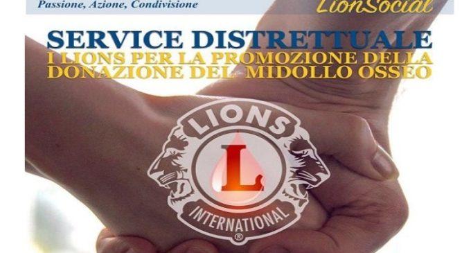 Vita: LIONS-ADMO uniti per la promozione della donazione del midollo osseo. Oggi la firma del protocollo d'intesa