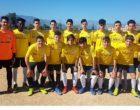 Goleada per gli Under 16 dell'Adelkam che sconfigge il 'Città di Balestrate' con un 7-1