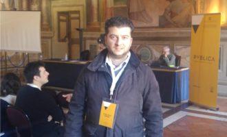 Il Consigliere Comunale Traina di Cambia Partanna selezionato per l'incontro Anci-Coldiretti su agro-sviluppo