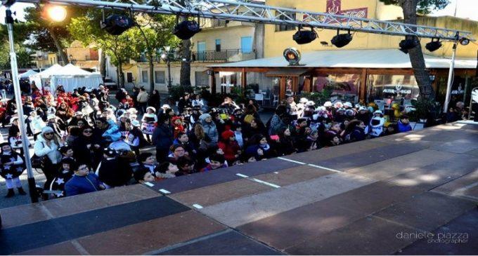 Partanna, bambini feriti durante il Cioccofest. Ballavano sul palco. Stabili le condizioni di salute