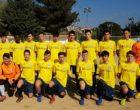Quarta vittoria consecutiva per gli Under 16 dell'Adelkam, che in casa battono Città di Cinisi
